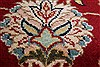 Isfahan Red Runner Hand Knotted 27 X 910  Area Rug 250-23125 Thumb 8