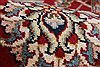 Isfahan Red Runner Hand Knotted 27 X 910  Area Rug 250-23125 Thumb 9