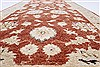 Chobi Brown Runner Hand Knotted 211 X 88  Area Rug 250-23186 Thumb 11