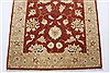 Chobi Brown Runner Hand Knotted 211 X 88  Area Rug 250-23186 Thumb 3