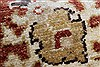 Chobi Brown Runner Hand Knotted 211 X 88  Area Rug 250-23186 Thumb 5