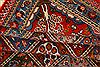 Mood Red Hand Knotted 67 X 93  Area Rug 100-23283 Thumb 3