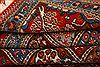 Mood Red Hand Knotted 67 X 93  Area Rug 100-23283 Thumb 6