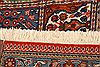 Mood Red Hand Knotted 67 X 93  Area Rug 100-23283 Thumb 8