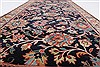 Kashmir Blue Runner Hand Knotted 28 X 711  Area Rug 250-23331 Thumb 1