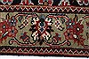 Kashmir Blue Runner Hand Knotted 28 X 711  Area Rug 250-23331 Thumb 2