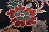 Kashmir Blue Runner Hand Knotted 28 X 711  Area Rug 250-23331 Thumb 6