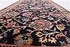 Kashmir Blue Runner Hand Knotted 28 X 711  Area Rug 250-23382 Thumb 2