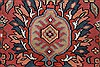 Kashan Purple Runner Hand Knotted 26 X 710  Area Rug 250-23385 Thumb 2