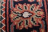 Kashan Purple Runner Hand Knotted 26 X 710  Area Rug 250-23385 Thumb 5
