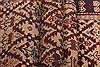 Kazak Brown Runner Hand Knotted 26 X 109  Area Rug 100-23682 Thumb 5