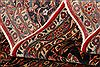 Kashan Red Hand Knotted 102 X 143  Area Rug 100-23769 Thumb 4