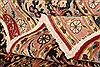 Kerman Red Hand Knotted 910 X 131  Area Rug 100-23779 Thumb 6