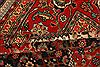 Tabriz Red Hand Knotted 96 X 127  Area Rug 100-23781 Thumb 5