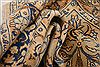 Kerman Brown Hand Knotted 99 X 141  Area Rug 100-23792 Thumb 2