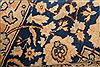 Kerman Brown Hand Knotted 99 X 141  Area Rug 100-23792 Thumb 5