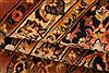Kashan Yellow Hand Knotted 910 X 132  Area Rug 100-23905 Thumb 4