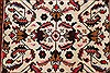 Kashan Beige Runner Hand Knotted 35 X 1011  Area Rug 250-23990 Thumb 11