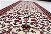 Kashan Beige Runner Hand Knotted 35 X 1011  Area Rug 250-23990 Thumb 8