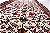 Kashan Beige Runner Hand Knotted 35 X 1011  Area Rug 250-23990 Thumb 9