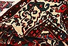Bakhtiar Red Hand Knotted 1010 X 1211  Area Rug 100-24002 Thumb 3