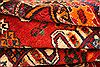 Gabbeh Red Hand Knotted 310 X 62  Area Rug 100-24342 Thumb 4