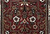 Karajeh Brown Runner Hand Knotted 20 X 78  Area Rug 250-24359 Thumb 2