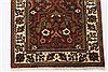Karajeh Brown Runner Hand Knotted 20 X 78  Area Rug 250-24359 Thumb 3