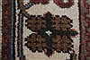 Karajeh Brown Runner Hand Knotted 20 X 78  Area Rug 250-24359 Thumb 7