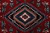 Karajeh Red Runner Hand Knotted 26 X 80  Area Rug 250-24422 Thumb 3