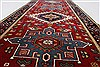 Karajeh Red Runner Hand Knotted 20 X 711  Area Rug 250-24596 Thumb 12