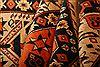 Shiraz Orange Hand Knotted 34 X 50  Area Rug 100-24678 Thumb 9