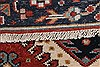 Karajeh Red Runner Hand Knotted 21 X 60  Area Rug 250-24723 Thumb 11