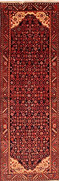 Persian Malayer Red Runner 10 to 12 ft Wool Carpet 24726