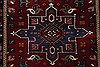 Karajeh Red Runner Hand Knotted 21 X 60  Area Rug 250-24832 Thumb 2