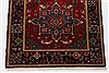 Karajeh Red Runner Hand Knotted 21 X 60  Area Rug 250-24832 Thumb 3