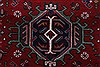 Karajeh Red Runner Hand Knotted 28 X 511  Area Rug 250-24843 Thumb 3