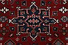 Karajeh Red Runner Hand Knotted 28 X 511  Area Rug 250-24843 Thumb 4