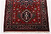 Karajeh Red Runner Hand Knotted 28 X 511  Area Rug 250-24843 Thumb 5
