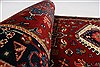 Karajeh Red Runner Hand Knotted 26 X 61  Area Rug 250-24908 Thumb 10