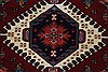 Karajeh Red Runner Hand Knotted 26 X 61  Area Rug 250-24908 Thumb 3