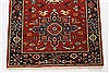 Karajeh Brown Runner Hand Knotted 21 X 511  Area Rug 250-24926 Thumb 4