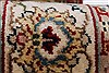 Isfahan Red Runner Hand Knotted 27 X 62  Area Rug 250-24985 Thumb 11