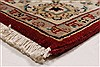Isfahan Red Runner Hand Knotted 27 X 62  Area Rug 250-24985 Thumb 7