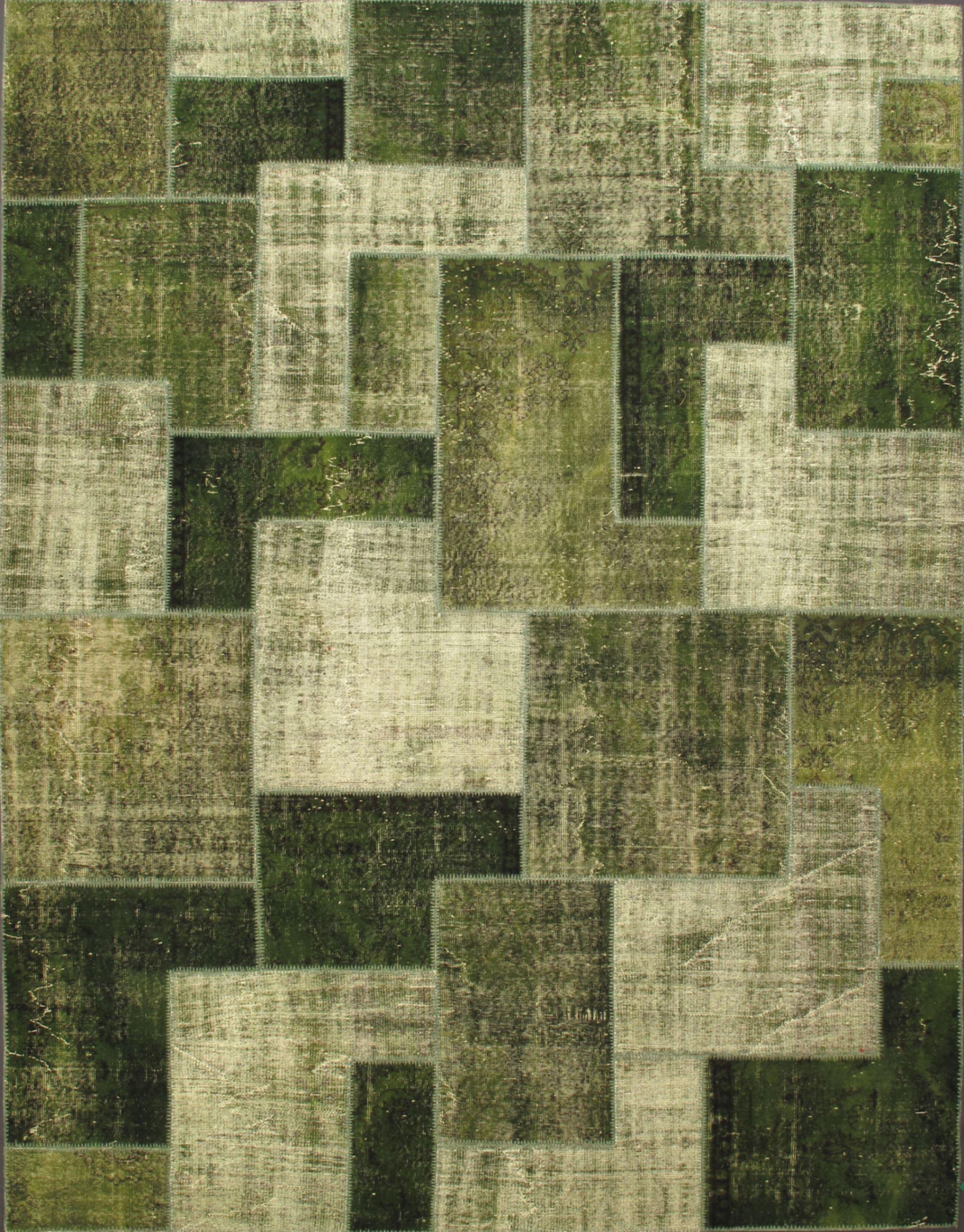 Rectangle 8x11 Ft Wool Carpet 25006
