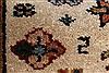 Karajeh Beige Runner Hand Knotted 21 X 60  Area Rug 250-25029 Thumb 6
