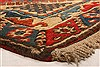Yalameh Red Runner Hand Knotted 29 X 153  Area Rug 100-25088 Thumb 5