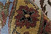Agra Beige Hand Knotted 90 X 120  Area Rug 250-25320 Thumb 11
