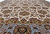 Agra Beige Hand Knotted 90 X 120  Area Rug 250-25320 Thumb 4
