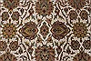 Agra Beige Hand Knotted 90 X 120  Area Rug 250-25320 Thumb 6